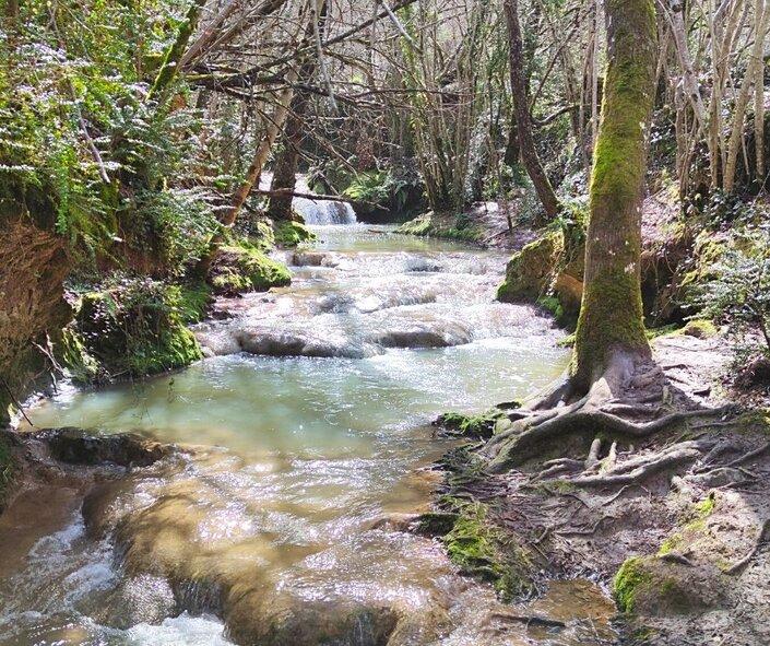 Ruta-del-agua-berganzo-alava-euskadi-con-niños-bekerreke
